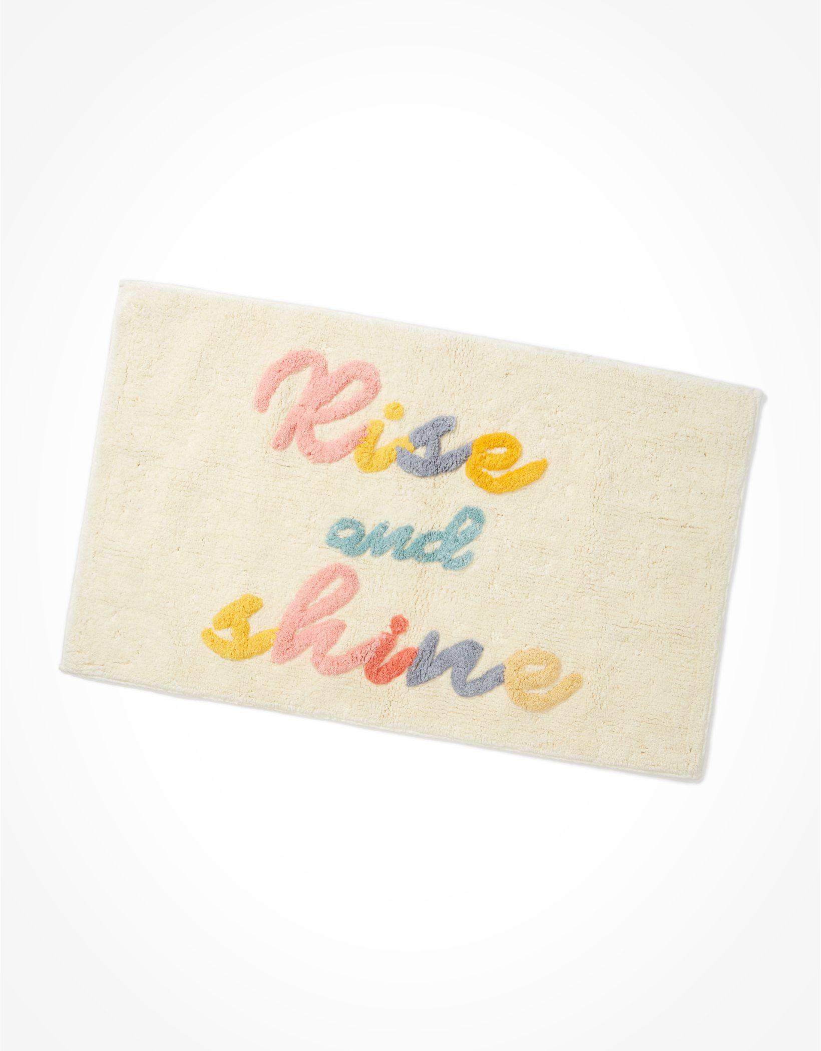 Happy Space Rise & Shine Bath Mat
