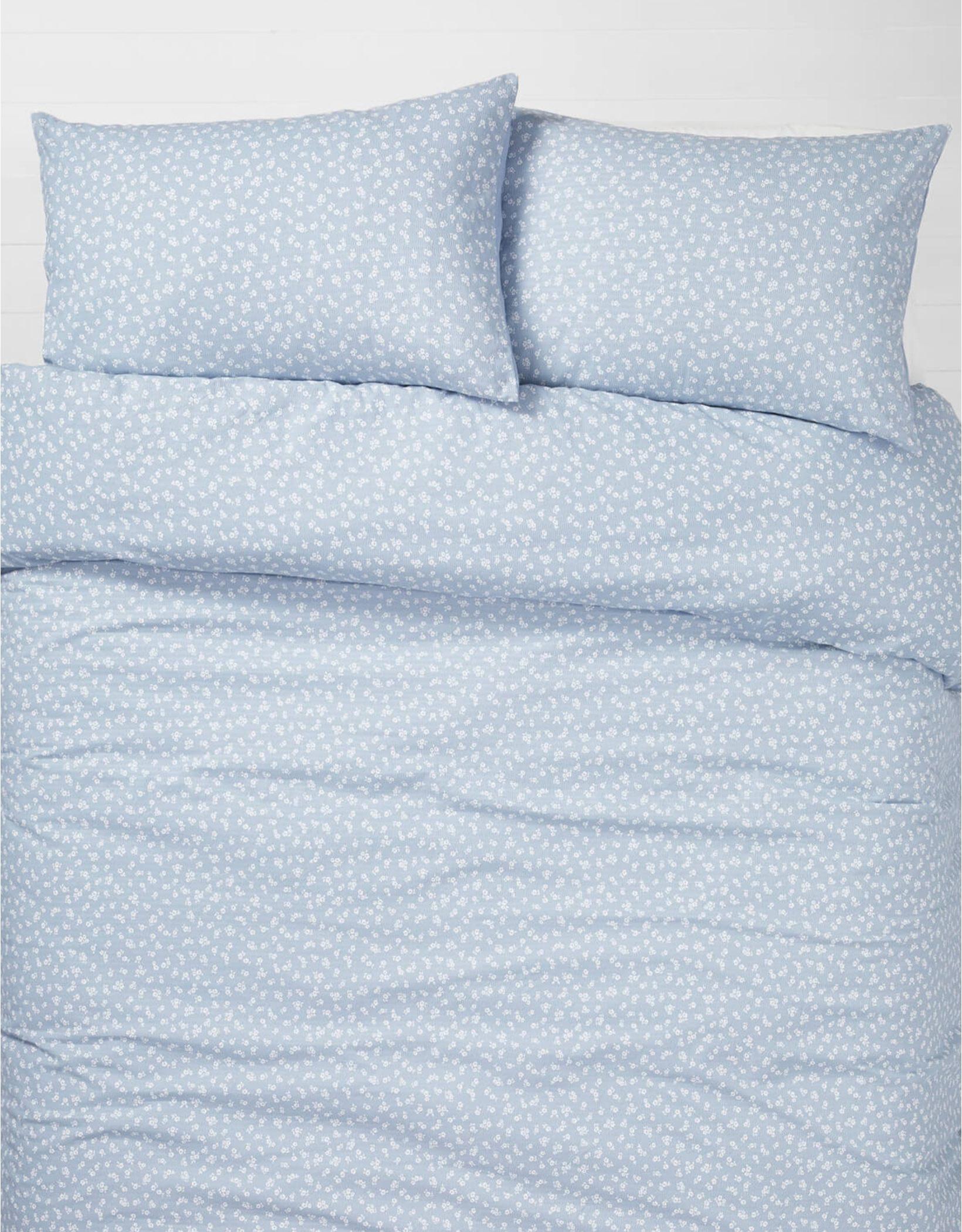 Dormify Floral Twin XL Comforter & Sham Set