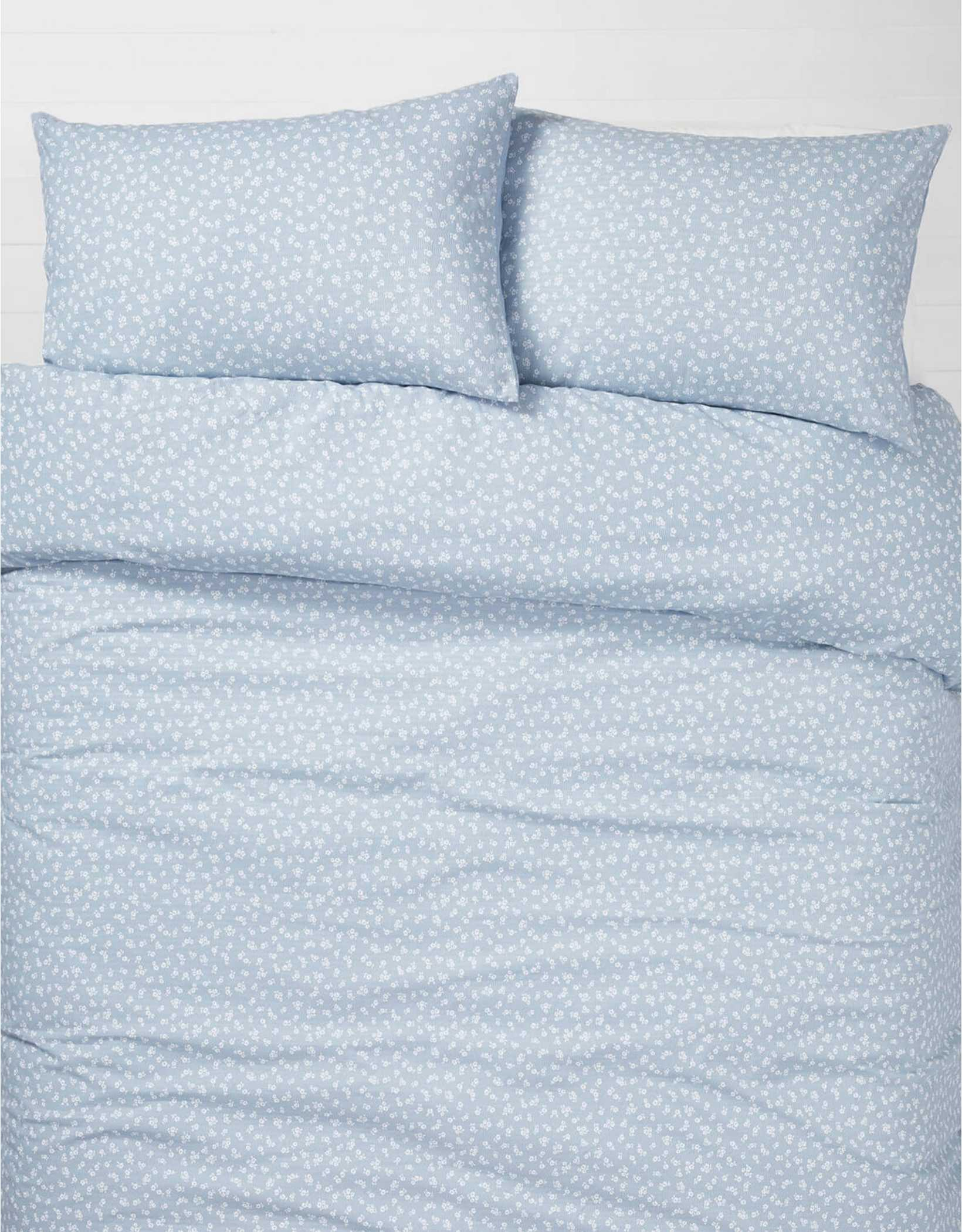 Dormify Floral Queen Comforter & Sham Set