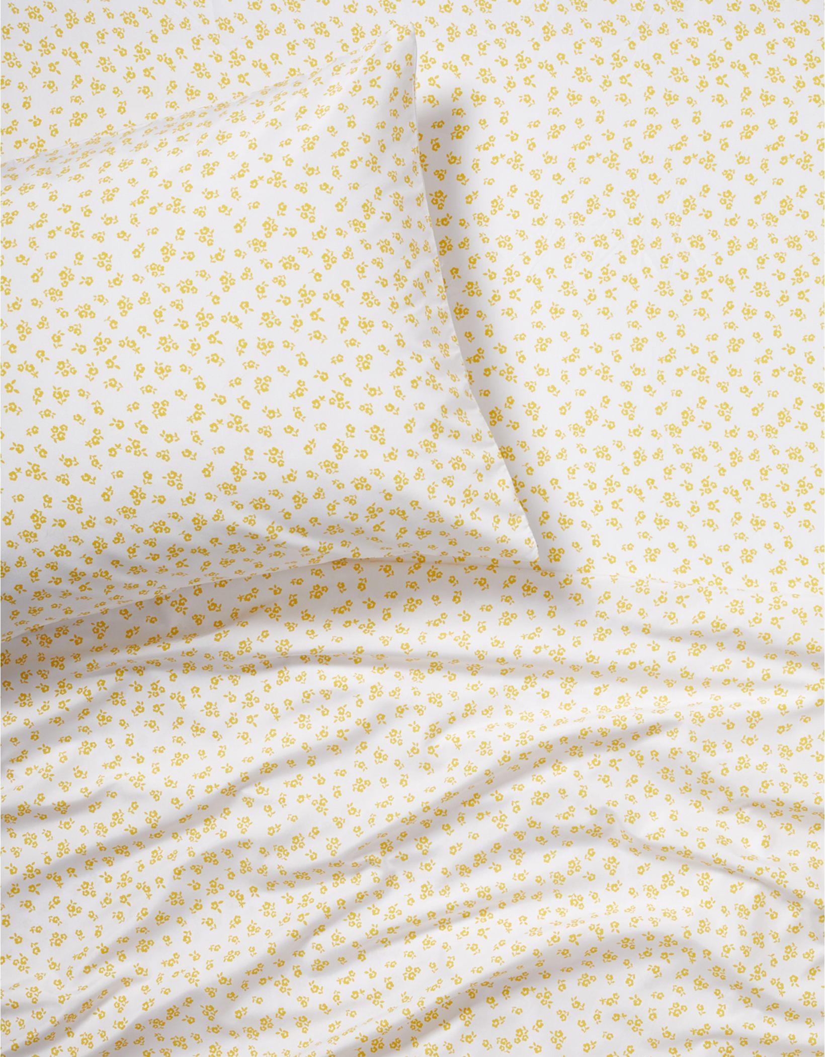 Dormify Ditsy Floral Twin XL Microfiber Sheet Set