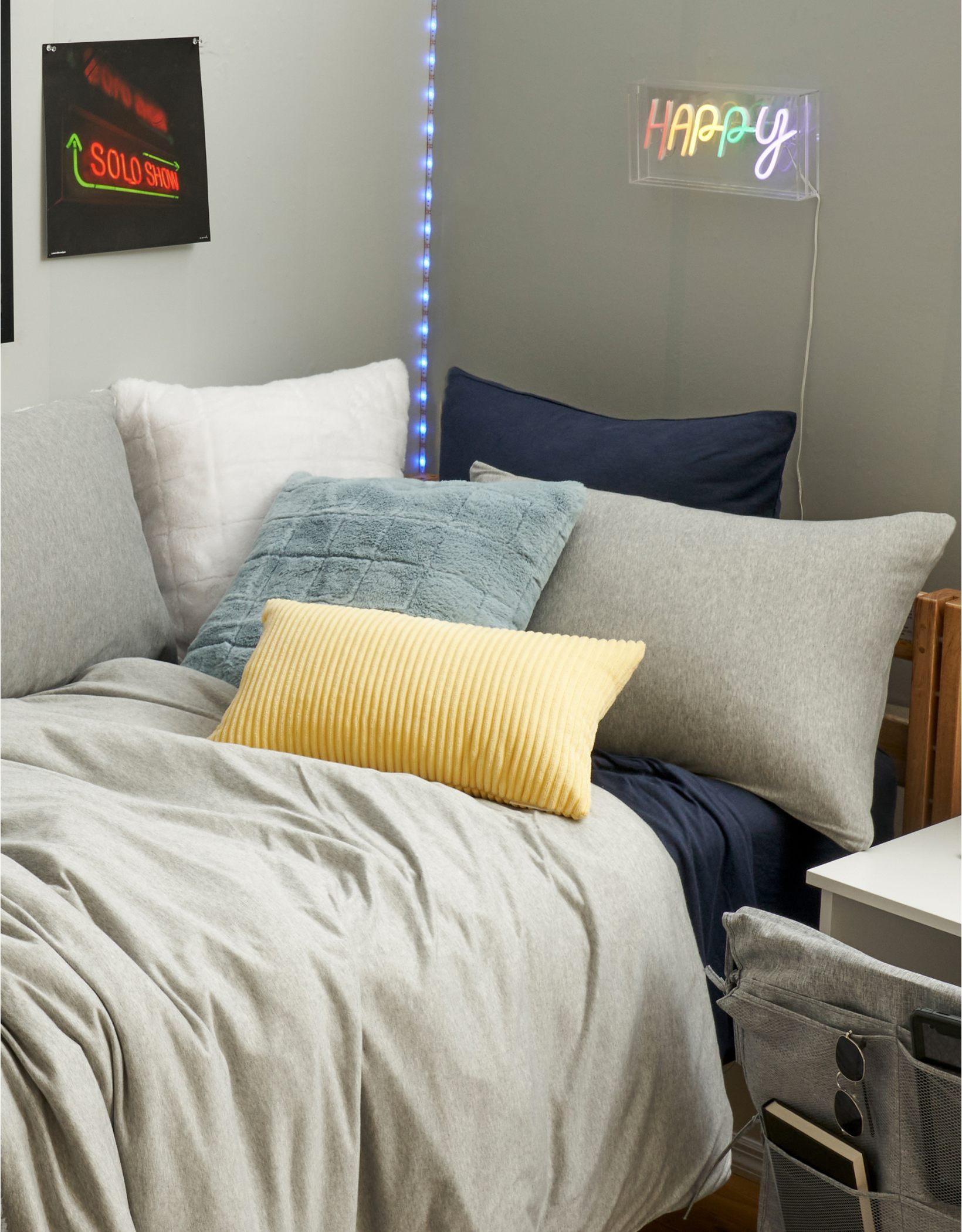 Dormify Super Soft T-Shirt Jersey Twin XL Sheet Set