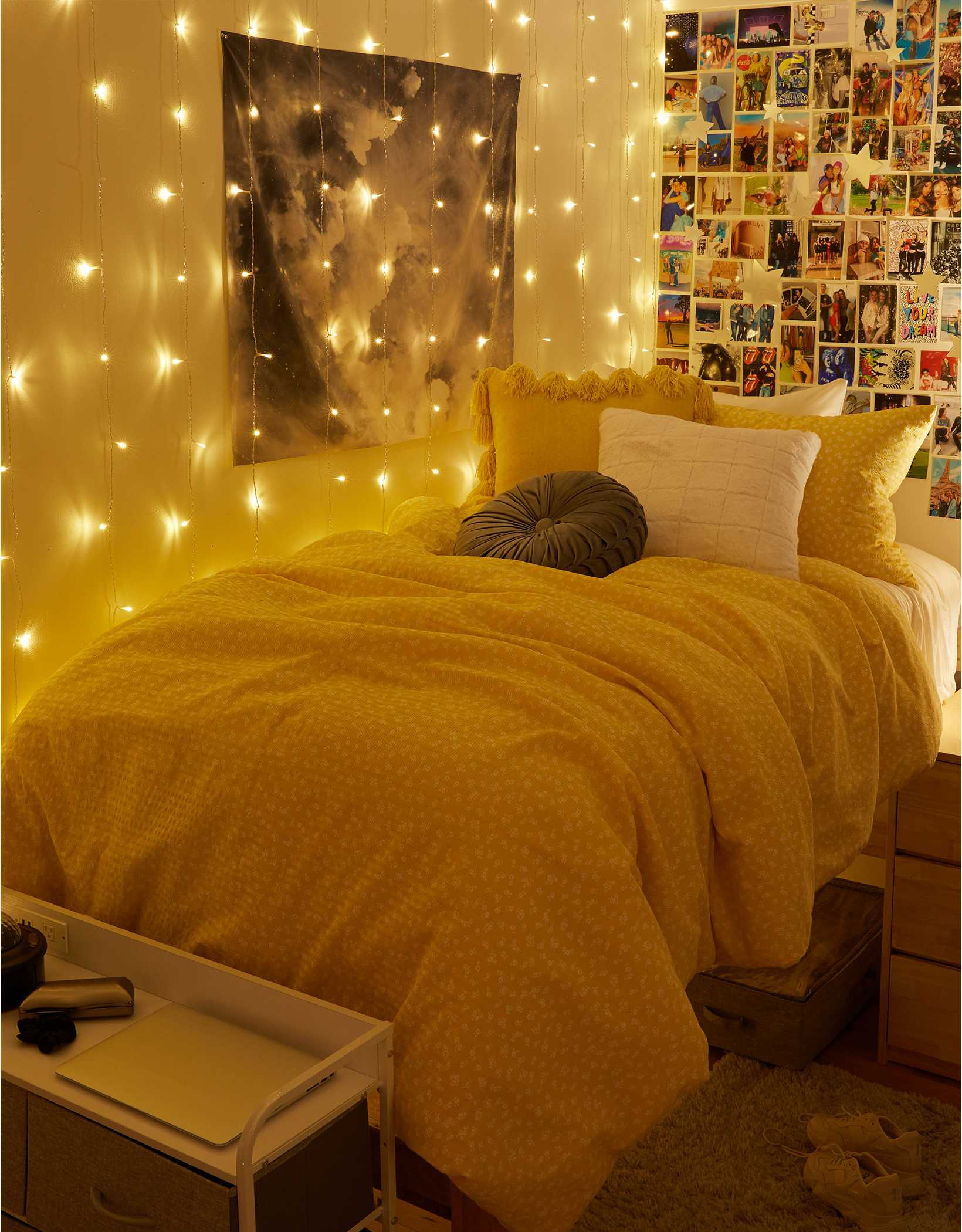 Dormify String Light Curtain