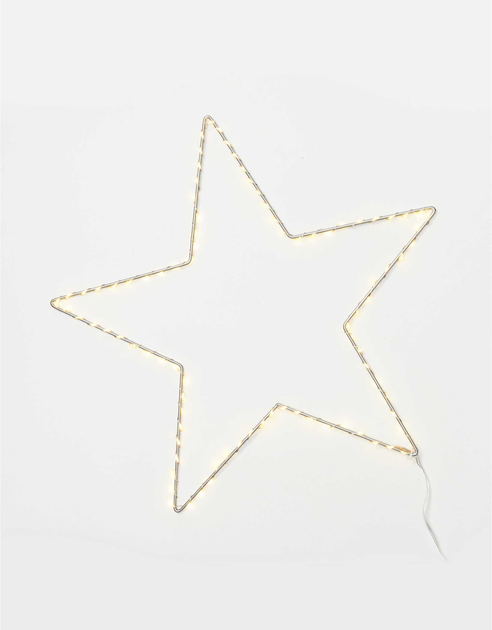 Dormify Wire Wall Light Star