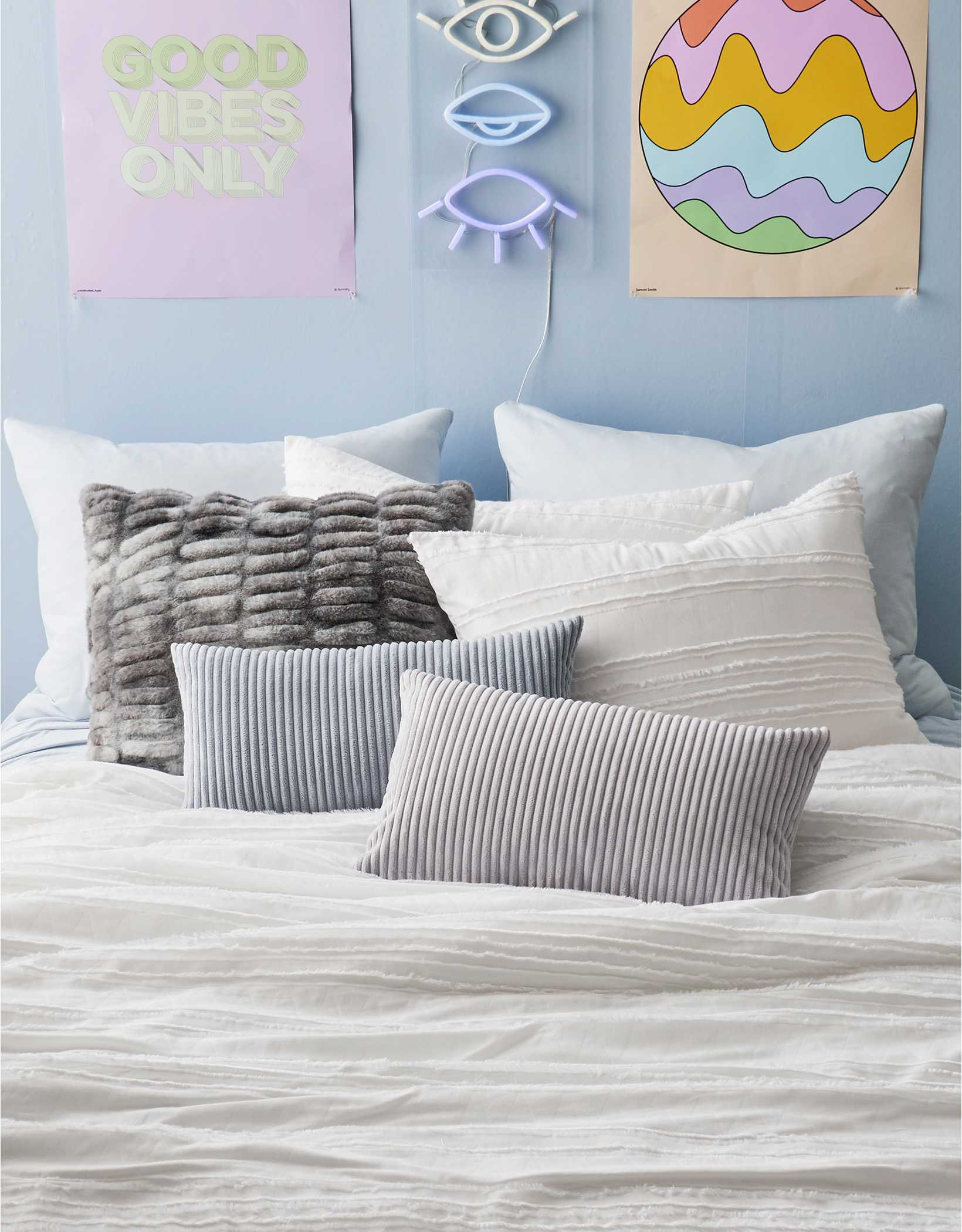 Dormify Cozy Cord Pillow