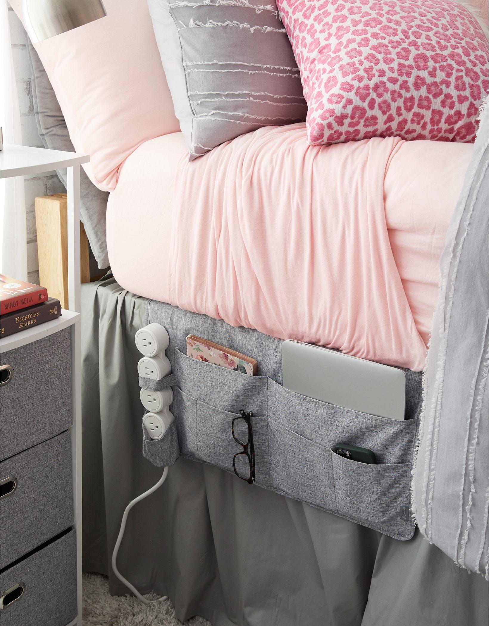 Dormify Non-Slip Bedside Caddy