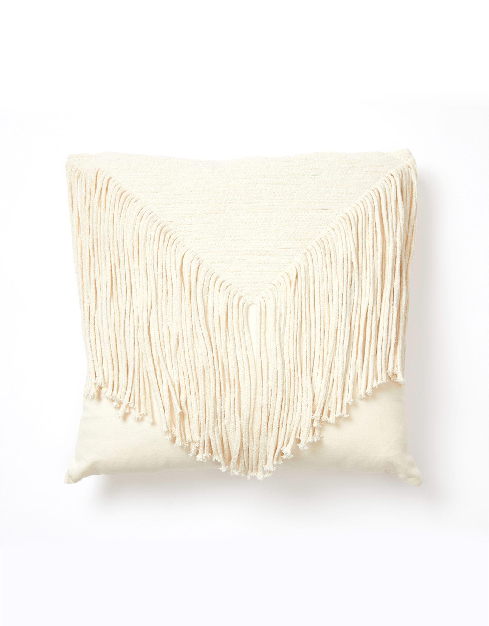 Dormify Desert Fringe Pillow