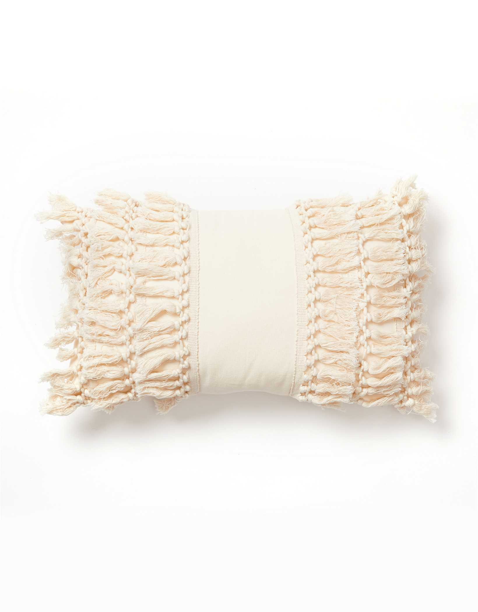 Dormify Valley Fringe Pillow