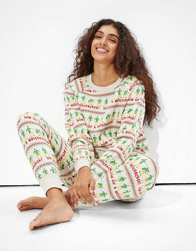 AEO Elf PJ Set