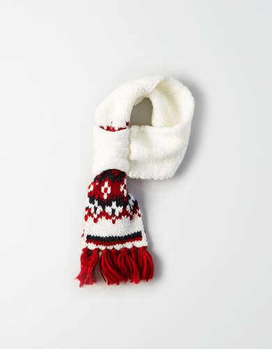 American Beagle Outfitters Knit Scarf -