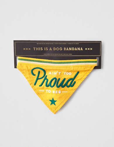 Easy Tiger Proud Dog Bandana