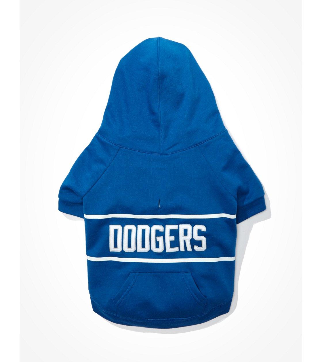American Eagle ABO LA Dodgers Pet Sweater