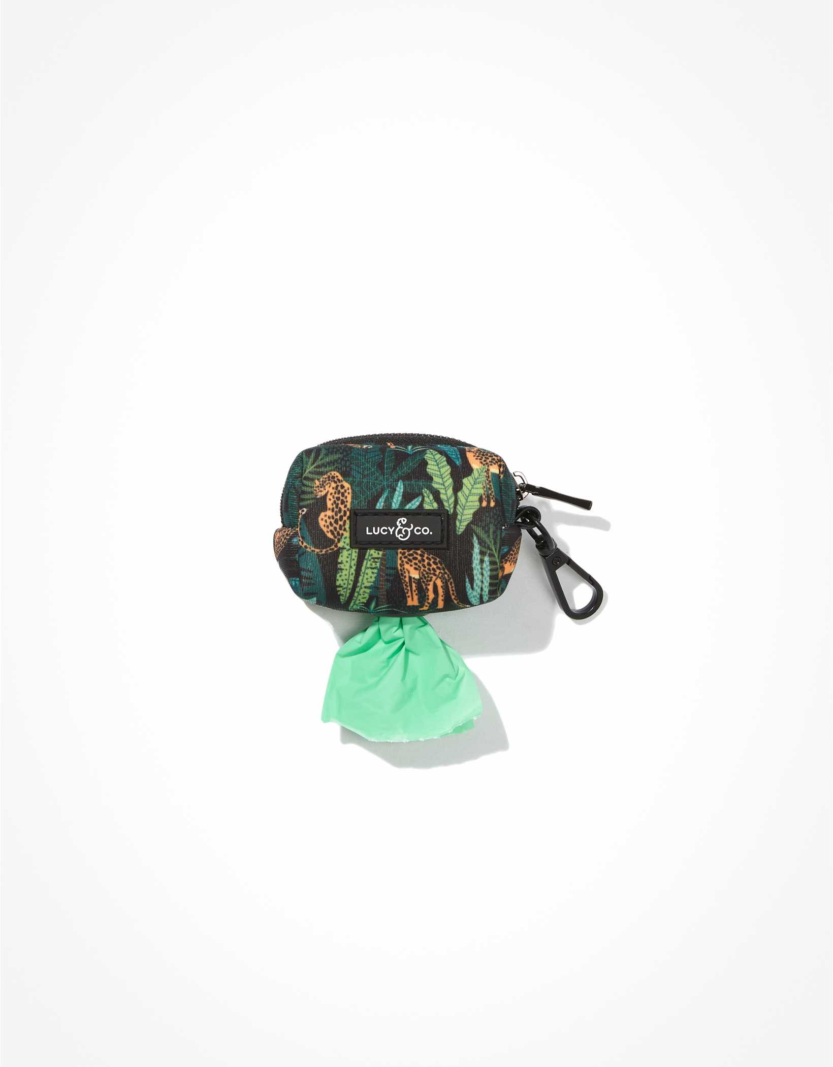 Lucy & Co. Jungle Vibes Poop Bag Holder