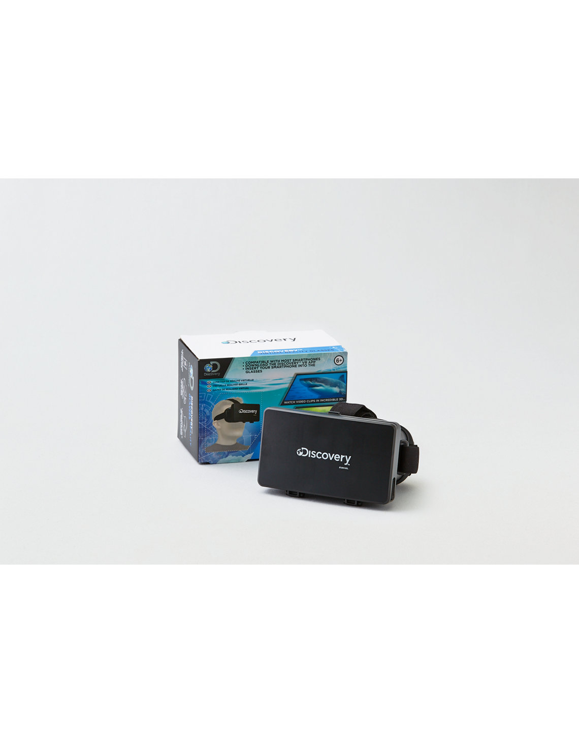 Paladone Discovery Channel Virtual Reality Glasses, Multi | American ...