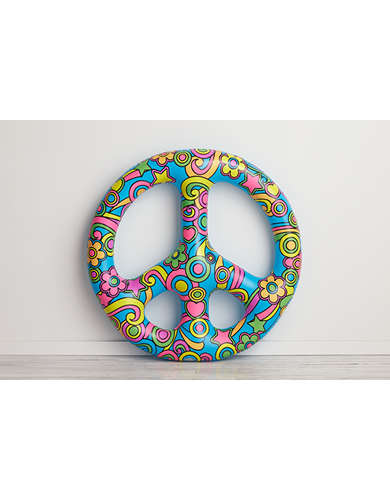 BigMouth Peace Sign Pool Float  -