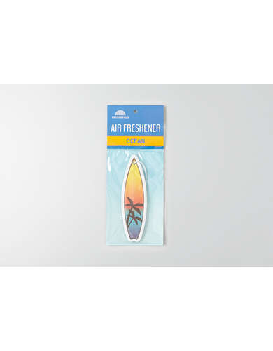 Funderdome Surfboard Car Air Freshener -