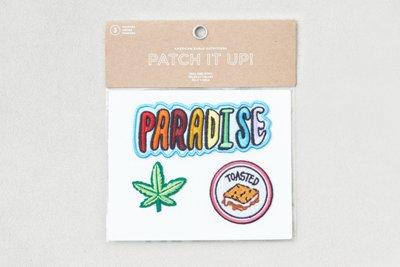 Paradise Patch Set
