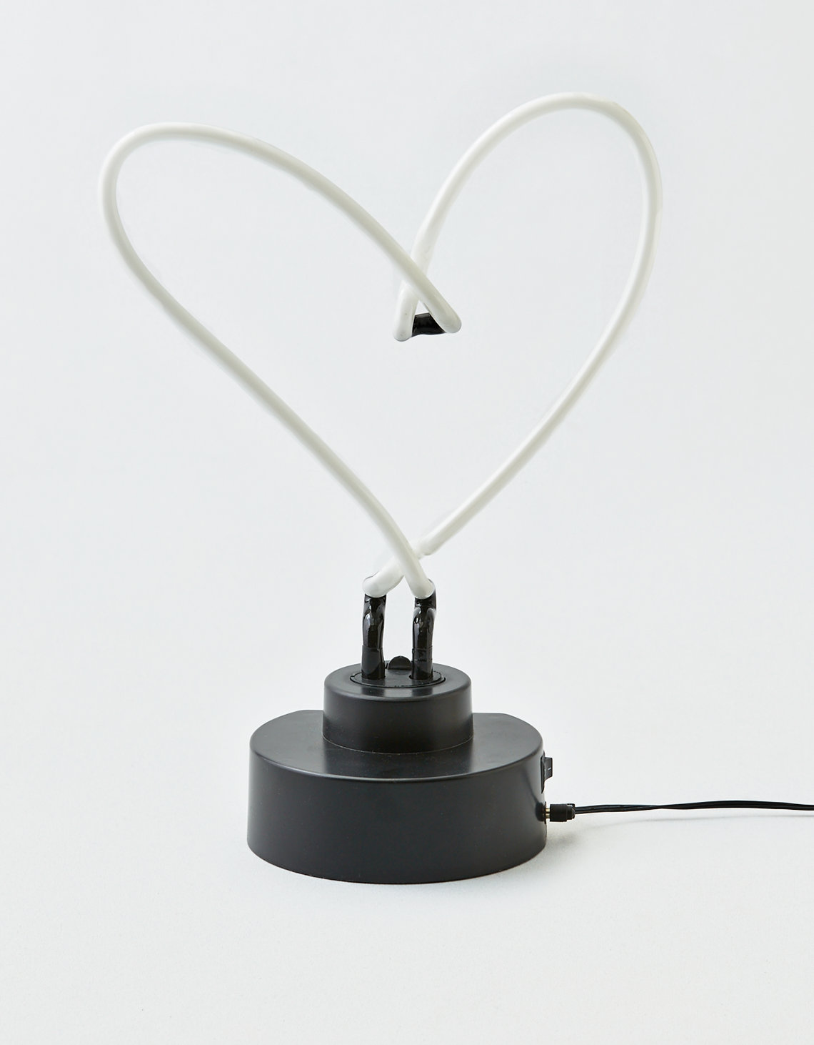 Neon Heart Lamp. Placeholder Image. Product Image