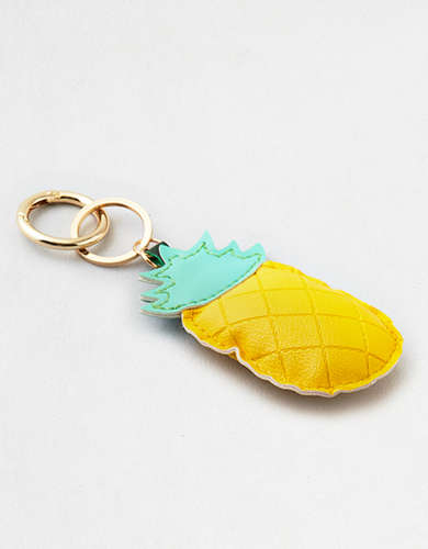 AEO Pineapple Bag Charm -