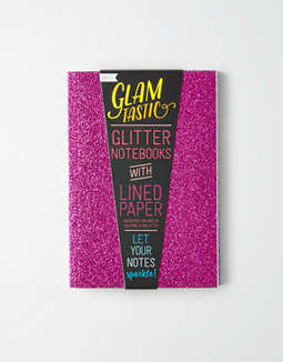 Glitter Notebook Multipack