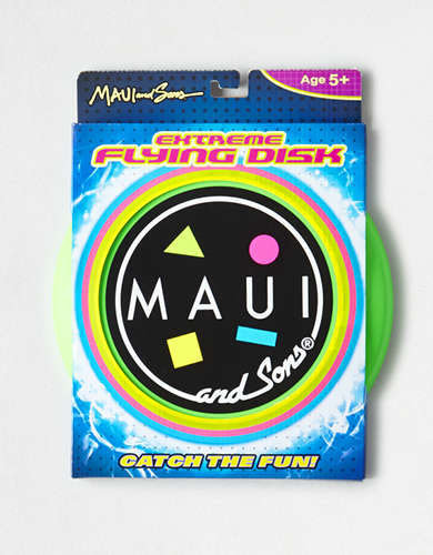 AE X Maui and Sons Frisbee -