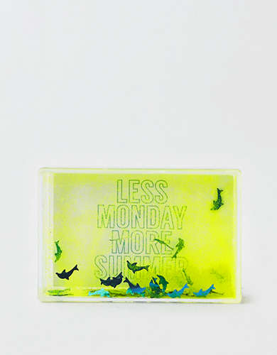 AEO Less Monday Polaroid Frame -