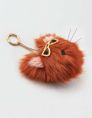 AEO Aviator Fox Keychain -
