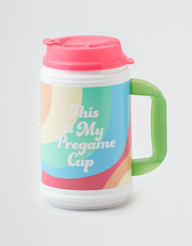 AEO This Is My Pregame Thermal Cup -