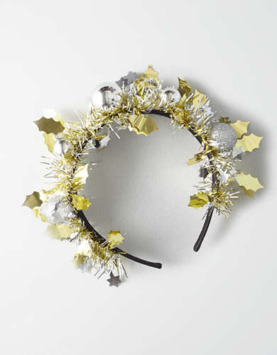 Capelli Tinsel Headband -