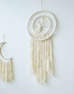 DZI Tree Of Life Dreamcatcher