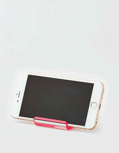 Lund London Neon Me Phone Stand -