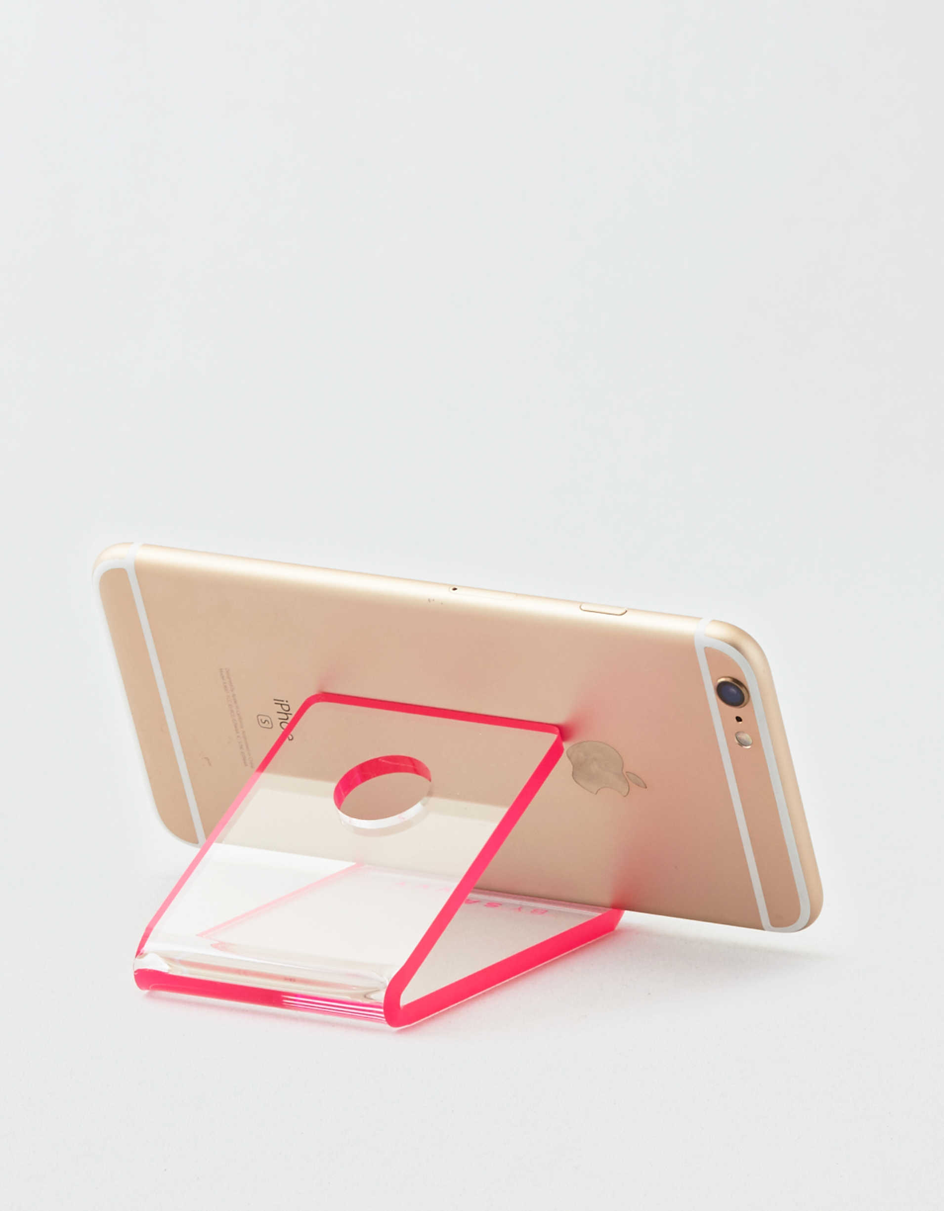Lund London Neon Me Phone Stand