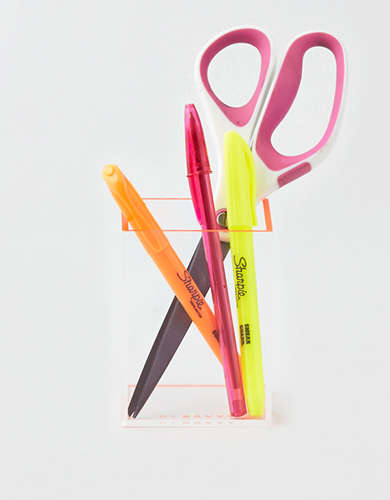 Lund London Neon Me Pen Pot -