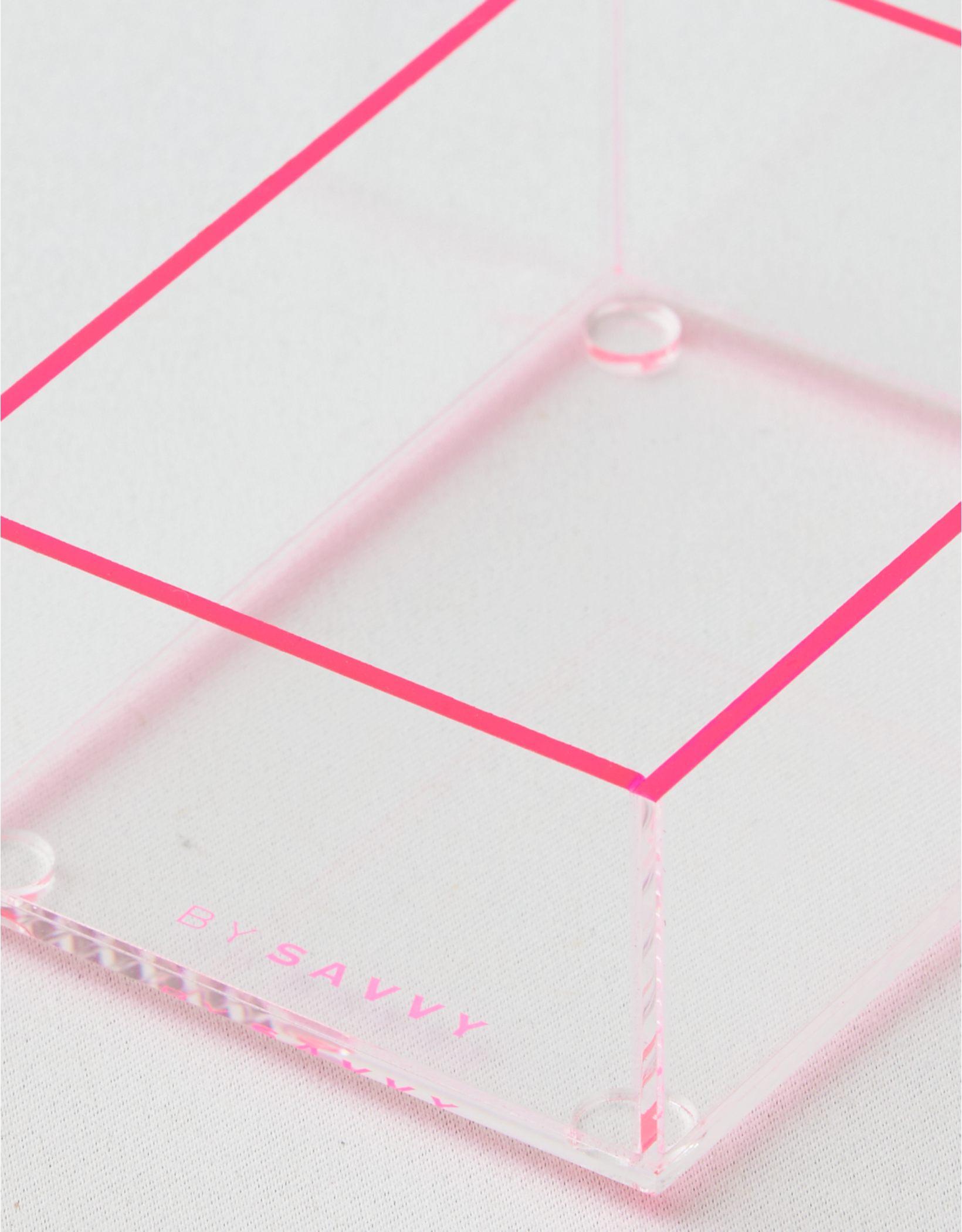 Lund London Clear Acrylic Box