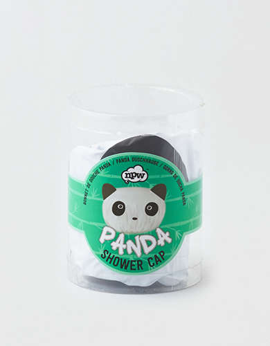 NPW Panda Shower Cap -