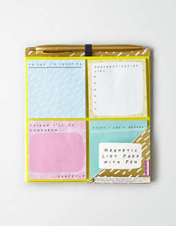 Npw Pack Of 4 Notepads by American Eagle Outfitters