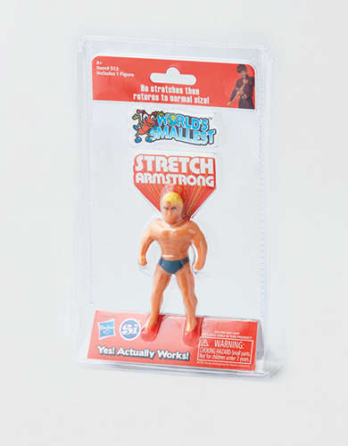 Worlds Smallest Stretch Armstrong