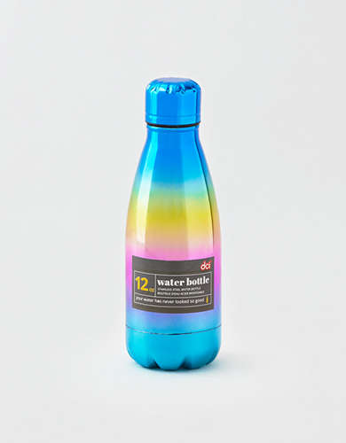 DCI Iridescent Water Bottle -