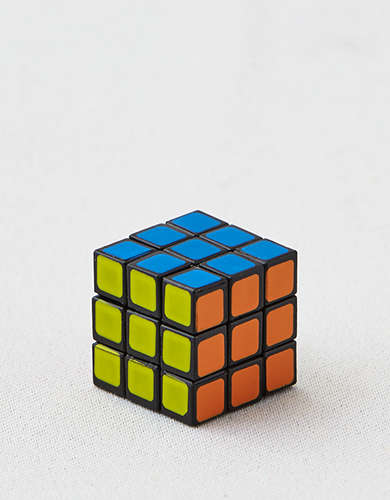 License to Play World's Smallest Rubik's Cube