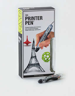 Protocol 3-D Printer Pen