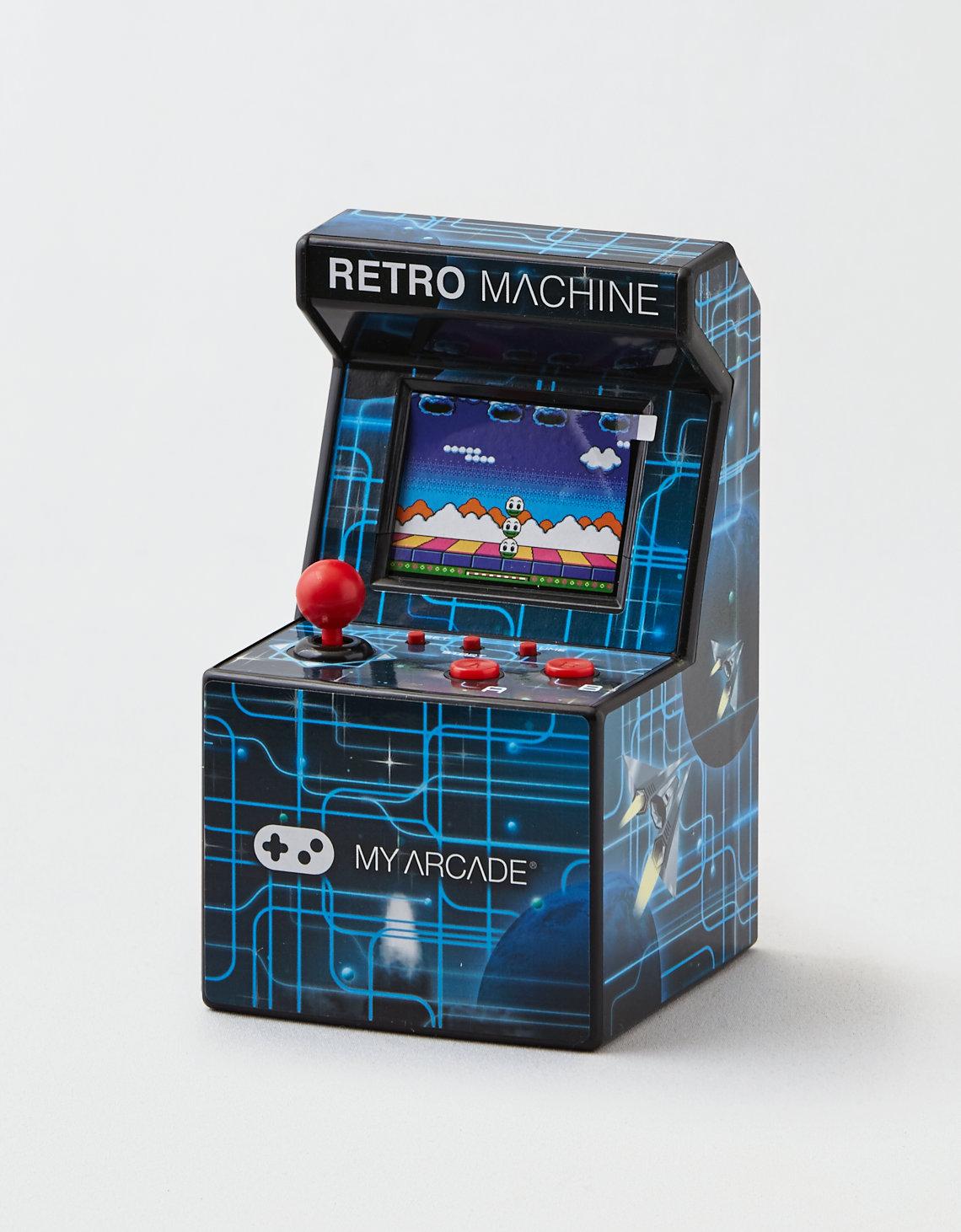 3102a664360b3 Dreamgear Retro Mini Arcade Games