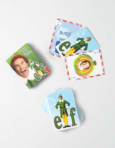 NMR Elf Playing Cards -