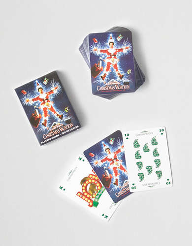 NMR Christmas Vacation Playing Cards -