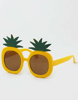 AEO Pineapple Sunglasses