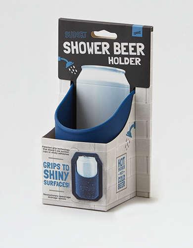 Sudski Silicone Shower Beer Holder