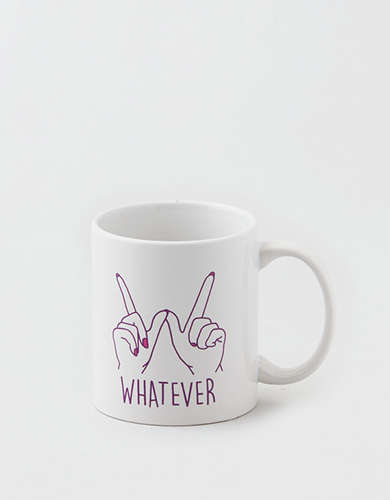 "Clueless ""Whatever"" Mug"