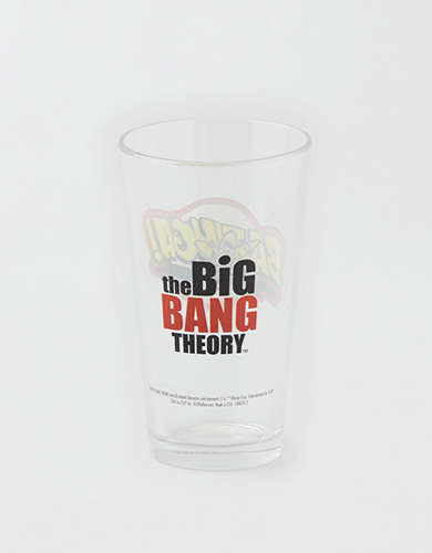 "Big Bang Theory ""BAZINGA"" Pint Glass"