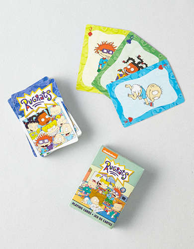 Aquarius Rugrats Playing Cards -
