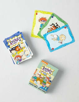 Aquarius Rugrats Playing Cards