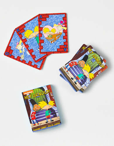 Aquarius Hey Arnold Playing Cards -