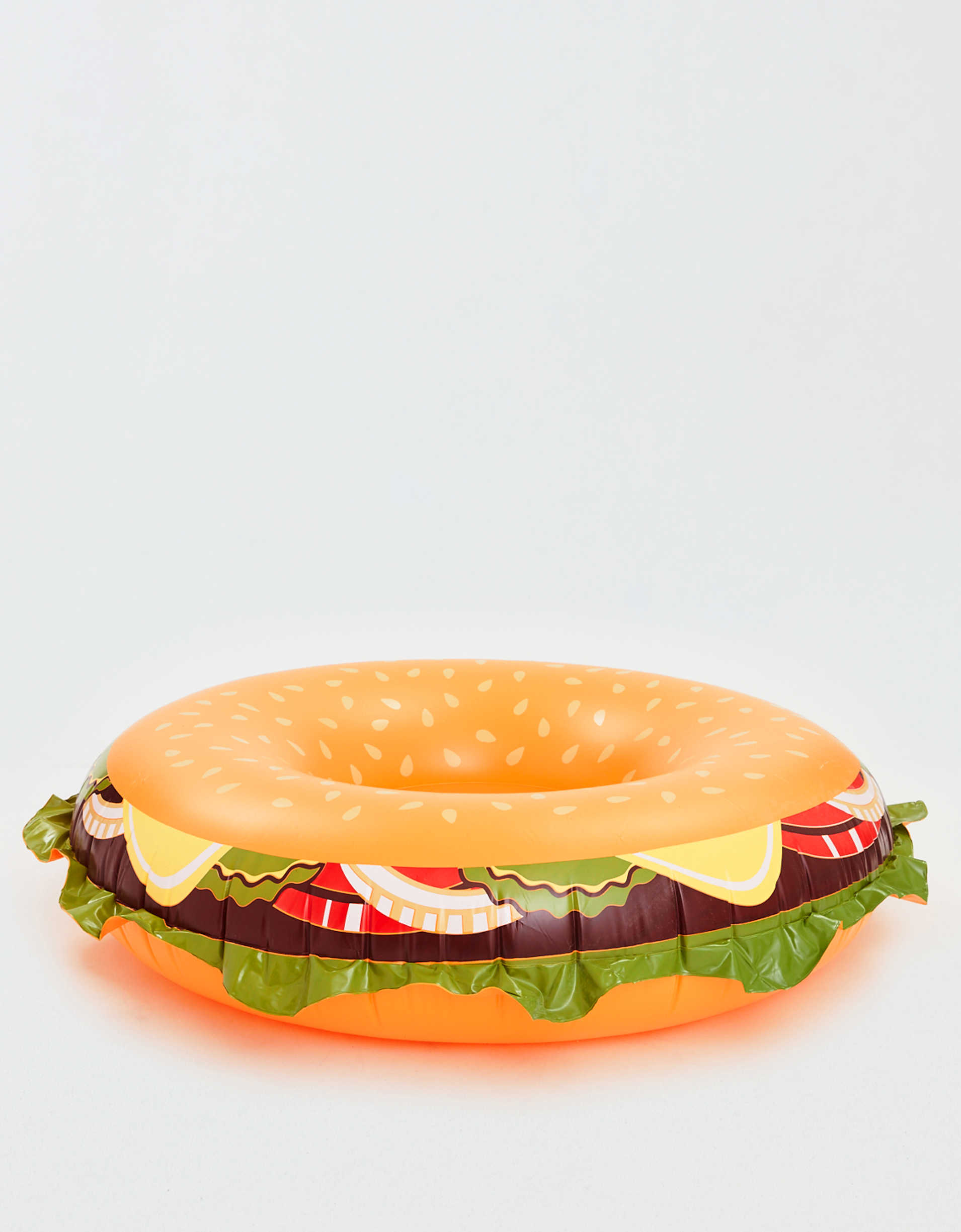 Big Mouth Cheeseburger Pool Float